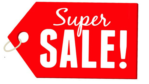 -Check out our Super Sale Products